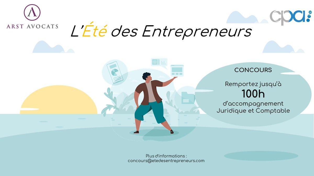 Concours Eté des entrepreneurs